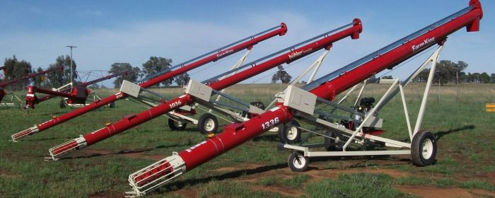 Conventional Grain Augers | Beulah Machinery