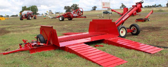 Drive Over   Beulah Machinery