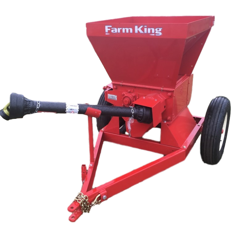 Roller Mill Model 180, Farm King